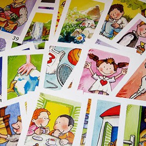 cartes per infants i joves